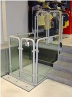 подъемники для инвалидов вертикальные